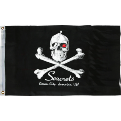 Crossbones Flag -0