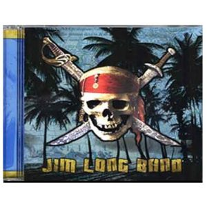 Jim Long Band CD -0