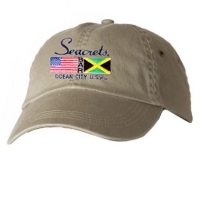 Flag Logo Hat-0