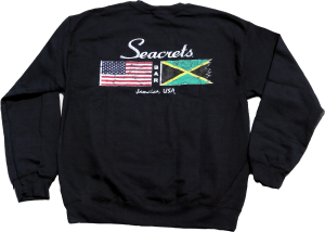 Distressed Flags Crewneck Sweatshirt-0