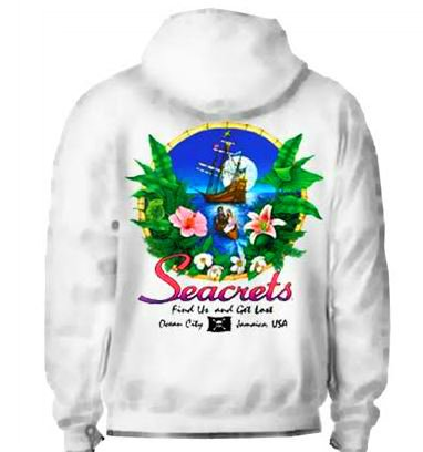 Tropics Hooded Sweatshirt-1339