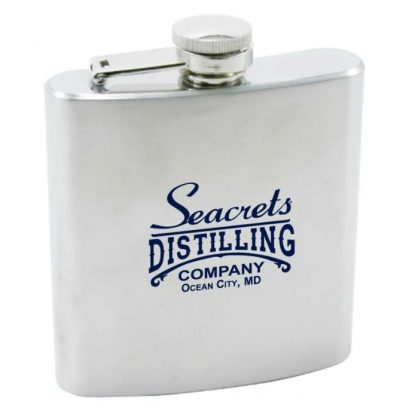 Distilling Co. Pocket Flask-0
