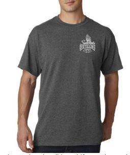 Distilling Co. T-shirt-1303