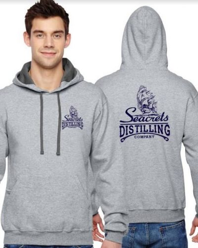 Distilling Co. Hooded Sweatshirt-0