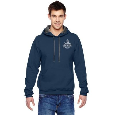 Distilling Co. Hooded Sweatshirt-1310