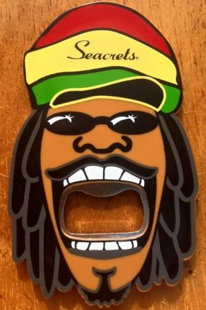 Rasta Bottle Opener Magnet-0