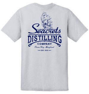 Distilling Co. T-shirt-0