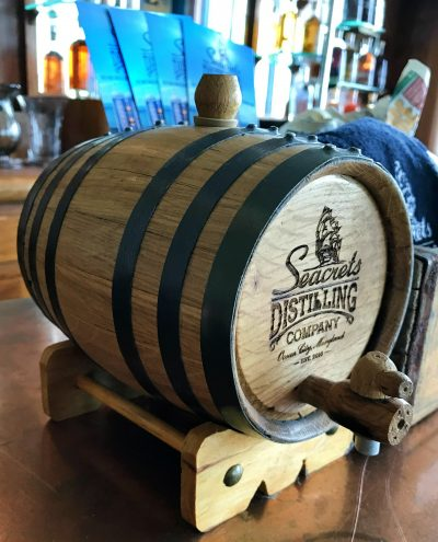 Distilling Co. Barrel-0