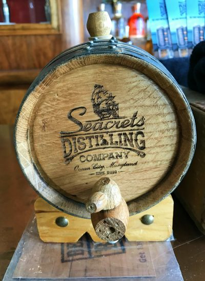 Distilling Co. Barrel-1407