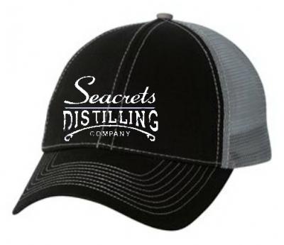 Distilling Co. Trucker Hat-0