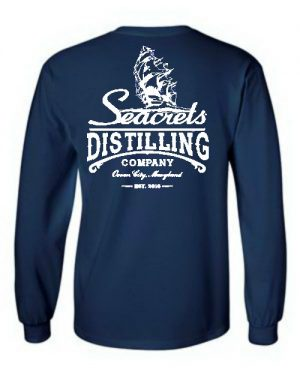 Distilling Co. Longsleeve-0