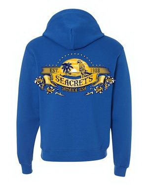 Parrot Sunset Hooded Sweatshirt-1320