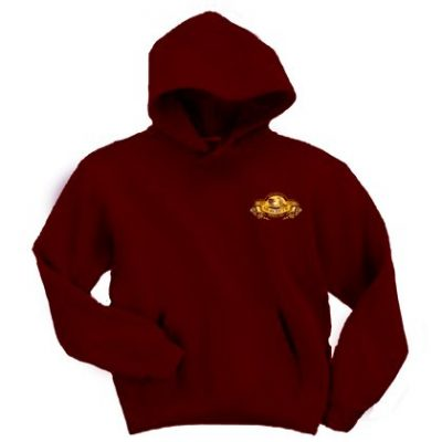 Parrot Sunset Hooded Sweatshirt-1321