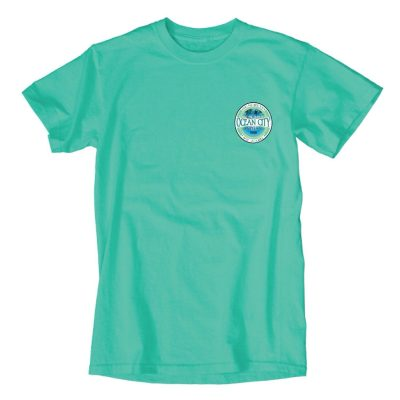 Palms Seafoam T-shirt