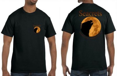 Howling Iguana T-shirt-0