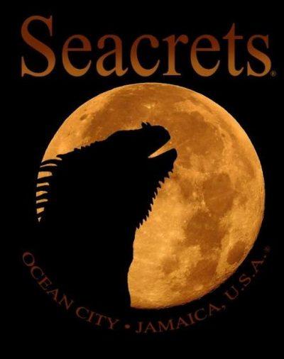 Howling Iguana T-shirt-1513