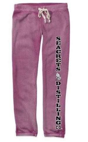 Seacrets Distilling Co. Angel Fleece Sweatpants-0