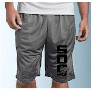 Seacrets Distilling Co. Mesh Shorts-0