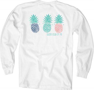 Pineapple Longsleeve-0