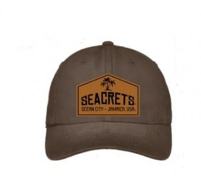 Palms Peak Hat Brown