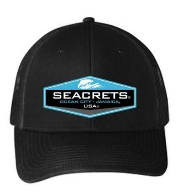 Shield Hat Black
