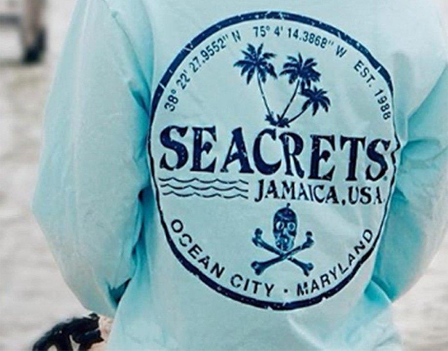 Seacrets Longsleeve T Shirt